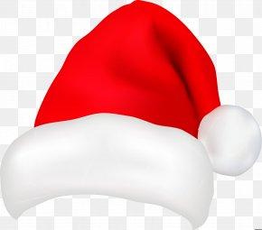 Bonbones - Ded Moroz Santa Claus Christmas Hat PNG