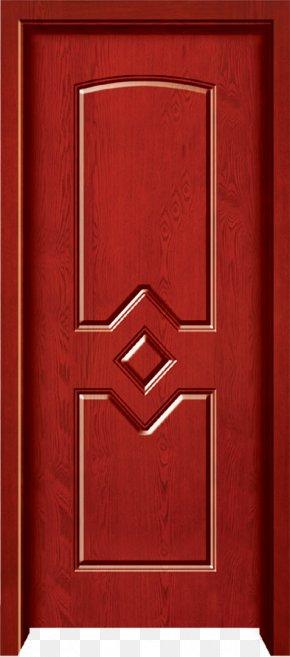Red Door - Door Red PNG