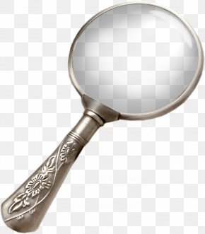 Retro Magnifying Glass - Magnifying Glass Magnification PNG