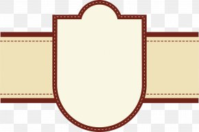 Red Frame Vector - Red Picture Frame Euclidean Vector PNG