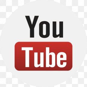 Round Icon - YouTube Icon Design Social Media PNG