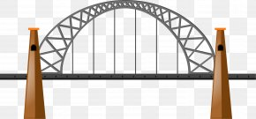 Vector Road Bridge - Bridge Royalty-free Illustration PNG
