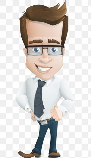 Character - Cartoon Character Male PNG