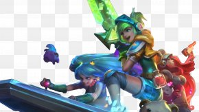 League Of Legends - League Of Legends Riven Arcade Game Video Game PNG