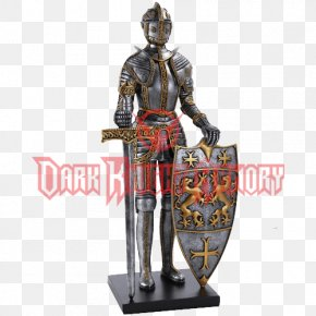 Lion Shield - Late Middle Ages Plate Armour Knight PNG