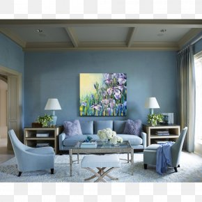 Living - Living Room Interior Design Services Family Room House PNG