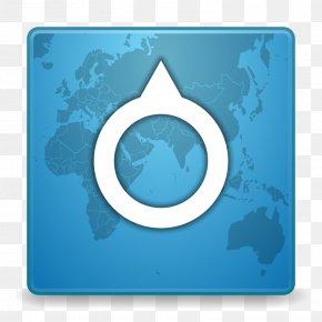 Apps Web Browser - Blue Symbol Aqua Circle Font PNG