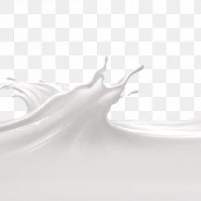 Rich White Milk Cartoon - Cow's Milk Computer File PNG