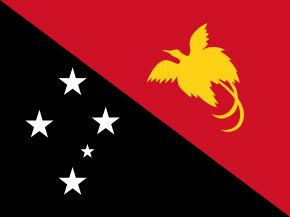 Papua New Guinea, Flags Of Countries - Flag Of Papua New Guinea National Flag PNG