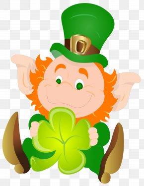 Leprechaun Transparent Clip Art Image - Leprechaun Ireland Clip Art PNG