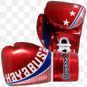 Red Lace - Muay Thai Boxing Glove Boxing Glove Hand Wrap PNG