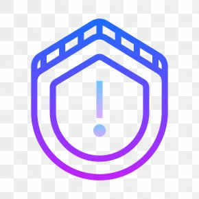 Shield Icon Safe - Flat Design Euclidean Vector PNG