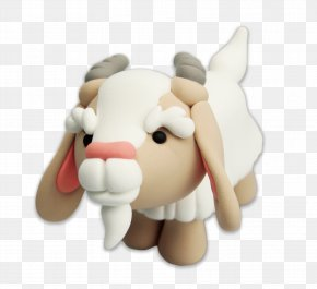 Goat - Goat Clay & Modeling Dough Play-Doh Sheep PNG