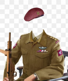 Soldier - Military Uniform Special Air Service Soldier PNG