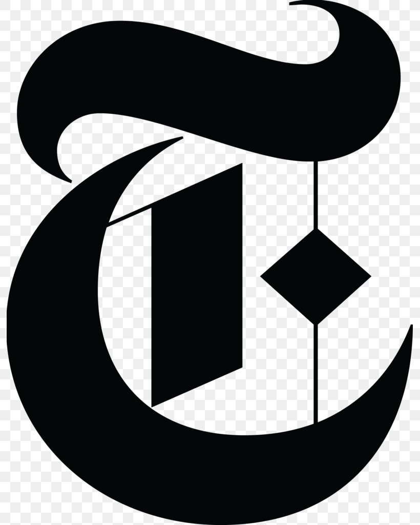 New York City The New York Times Company Newspaper Logo Png 793x1024px New York City Area