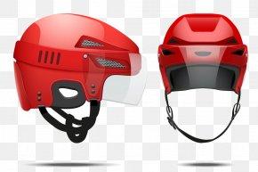 Hockey Helmets - Hockey Helmet Ice Hockey Goaltender Mask Stock Photography PNG