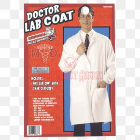 Lab Coat - Lab Coats Costume Party Robe Clothing PNG