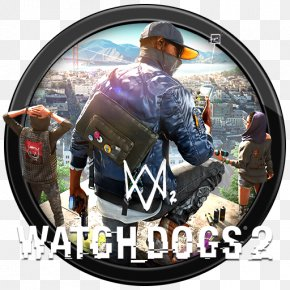 Watch Dogs - Watch Dogs 2 PlayStation 4 Xbox One Video Game PNG