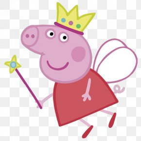 Peppa Pig Family - George Pig Daddy Pig Mummy Pig PNG
