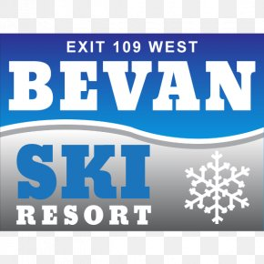 Ski Resort Skihenry - Logo Veteran Memorial Day Brand Banner PNG