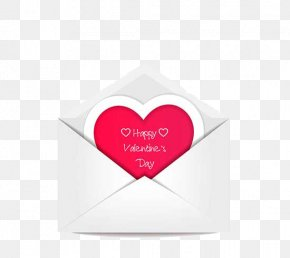 Creative Envelope - Valentines Day Euclidean Vector Clip Art PNG