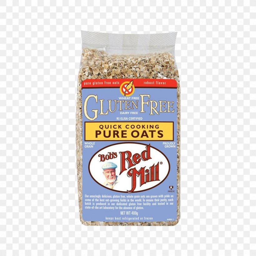 Breakfast Cereal Gluten-free Diet Bob's Red Mill Rolled ...