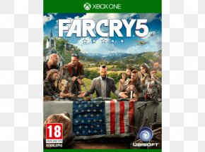 Far Cry 5 - Far Cry 5 Xbox One PlayStation 4 Video Games PNG