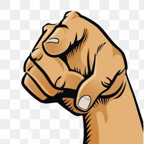 Hand Gesture Direction - Gesture Pointing Illustration PNG