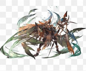 Granblue Fantasy - Granblue Fantasy Rage Of Bahamut Cygames Character GameWith PNG