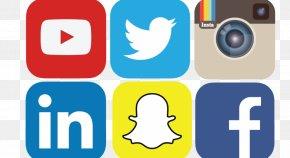 Social Media Icons 13 0 1 - Social Media Marketing Social Network PNG