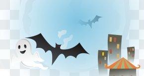 Halloween Bat - Bat Halloween Icon PNG
