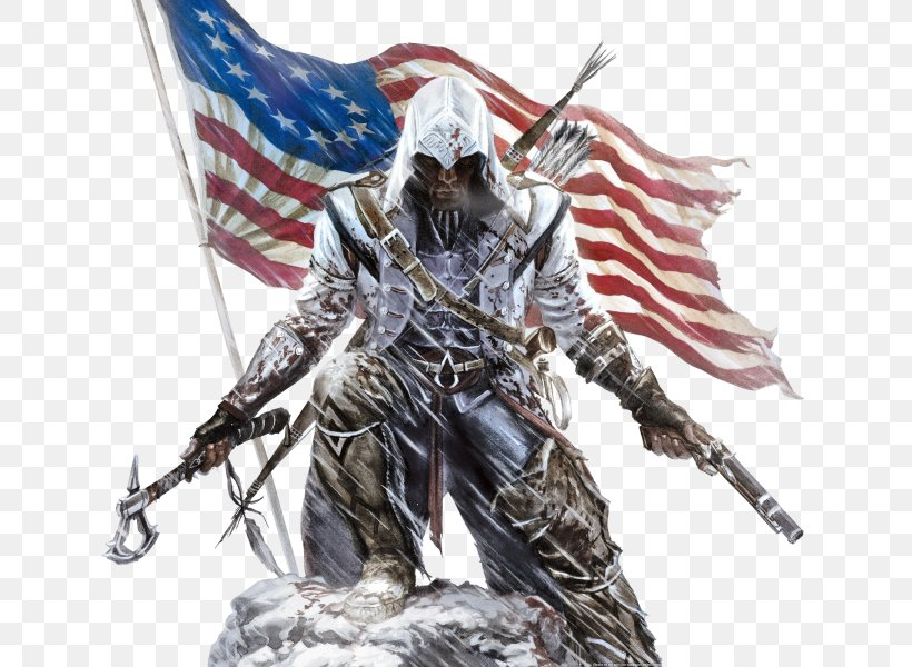 Assassin's Creed III Assassin's Creed Unity Ezio Auditore Xbox 360, PNG, 645x600px, Assassin S Creed Iii, Action Figure, Assassin S Creed, Assassin S Creed Unity, Assassins Download Free