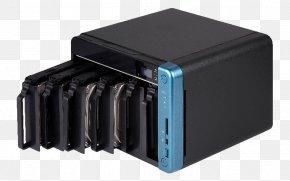 Qnap Systems Inc - QNAP TS-653B Network Storage Systems Data Storage QNAP TS-453B-4G 4-Bay NAS QNAP TS-453B 4 Bay Diskless Desktop NAS PNG