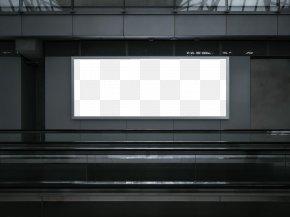 Outdoor Billboards Renderings Template - Advertising Billboard Mockup Building PNG