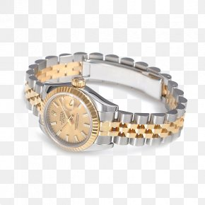 Gold Rolex Watches Female Form - Rolex Submariner Rolex Datejust Watch Rolex Milgauss PNG