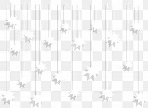 White Five Angle Pendant - White Black Pattern PNG