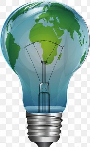 Electric Light Bulb - Electric Light Incandescent Light Bulb Lamp PNG