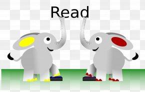 Elephants - Elephant Clip Art PNG