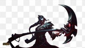 Shadow - League Of Legends Riot Games Video Game Art T-shirt PNG
