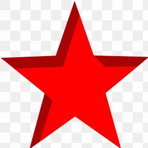Red Star - Red Star Icon PNG