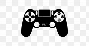 Ps4 Icon - PlayStation 4 Xbox 360 PlayStation 3 Game Controllers PNG