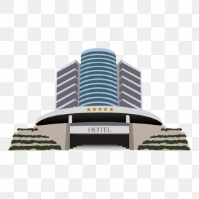 Hotel - Hotel Building Architecture PNG