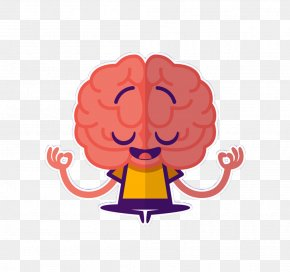 Thinking Brain - Meditation Learning Mind Pay-per-click Information PNG