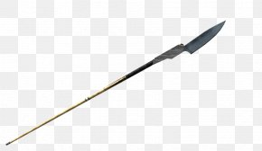 Spear - Weapon Angle Pattern PNG