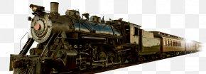Train - Train Rail Transport Track PNG