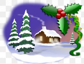 Gift Card Cliparts - Holiday Party Winter Clip Art PNG
