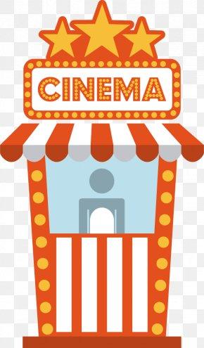 Popcorn Machine - Cinema Royalty-free Icon PNG