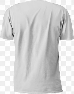 Back - Printed T-shirt Hoodie Polo Shirt Fruit Of The Loom PNG