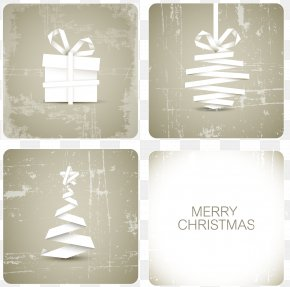 Christmas - Christmas Card Christmas Decoration Gift PNG