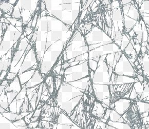 Glass Crack - Glass Transparency And Translucency Icon PNG